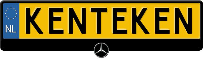 mercedes-logo-kentekenplaathouder-uitstekend