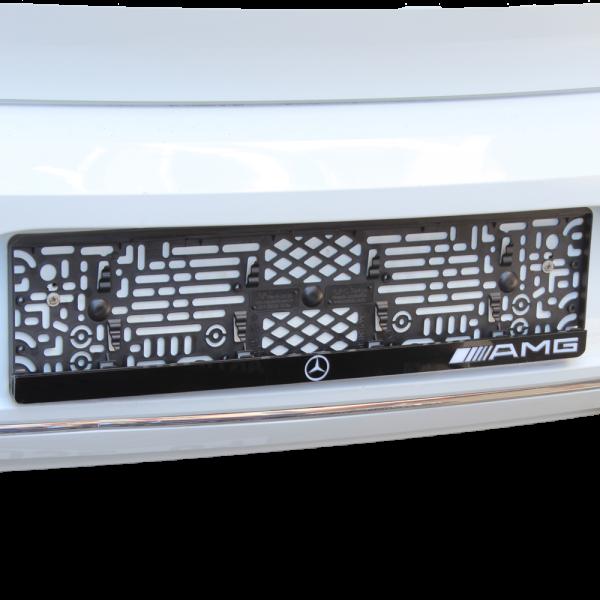 AMG kentekenplaathouder auto 2