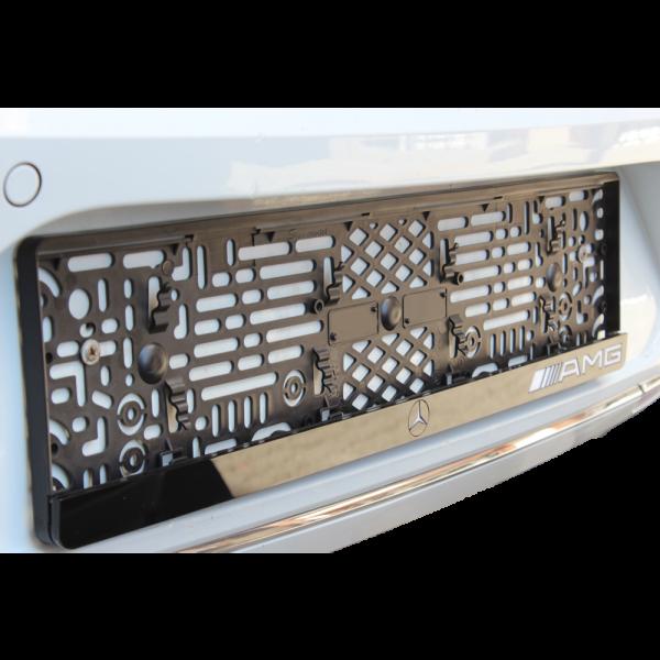 AMG kentekenplaathouder auto