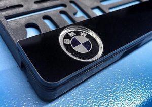 BMW-logo-nummerplaathouder