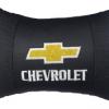 Chevrolet-lederen-hoofdsteun-kussen