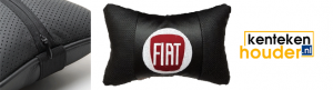 Fiat-lederen-hoofdsteun-kussen