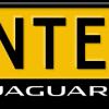 Jaguar-midden-kentekenplaathouder