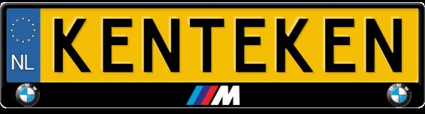 BMW-logo-m-logo-kentekenplaathouder