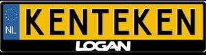 Dacia-Logan-logo-kentekenplaathouder