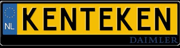 Daimler-AG-logo-kentekenplaathouder