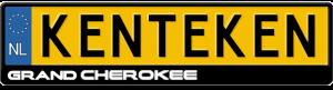 Grand-Cherokee-logo-kentekenplaathouder