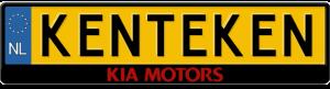 Kia-motors-rood-kentekenplaathouder