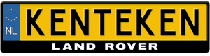 Land-rover-3d-kentekenplaathouder