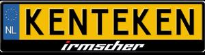 Opel-imscher-kentekenplaathouder