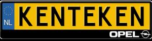 Opel-rechterzijde-kentekenplaathouder